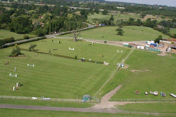 Pachesham Equestrian Centre