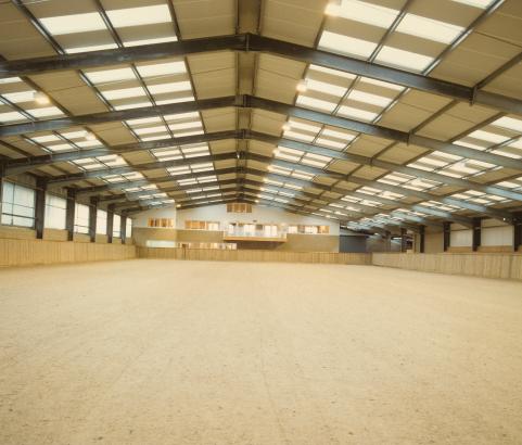 The Unicorn Trust Equestrian Centre