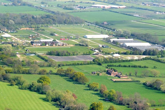 Malvern Three Counties Show Ground
