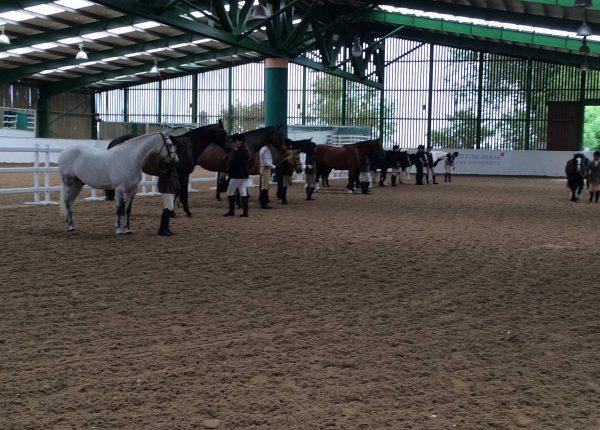Brackenhurst Equestrian Centre
