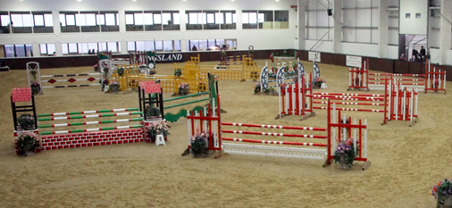 Bury Farm International Arena