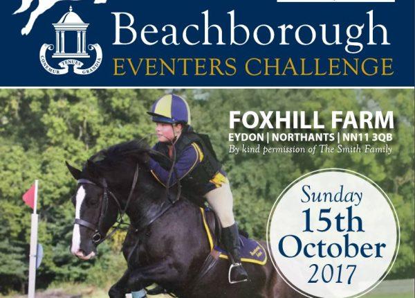 Beachborough Eventers Challenge