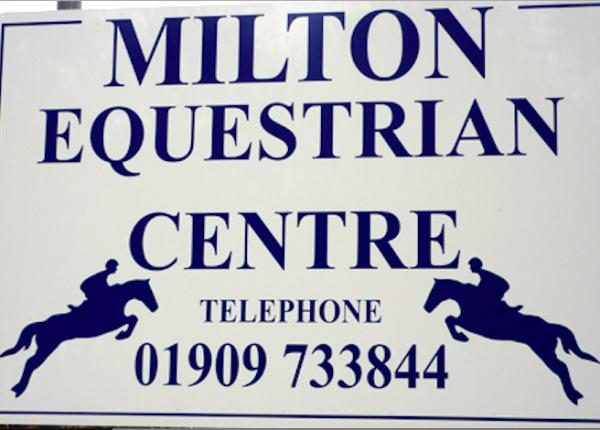Milton Equestrian Centre