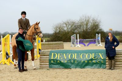 Winner of Devoucoux