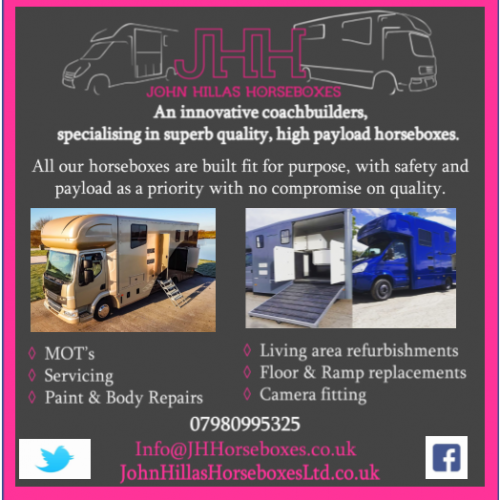 We are an innovative coachbuilders, specialising in superb quality, high payload horseboxes.