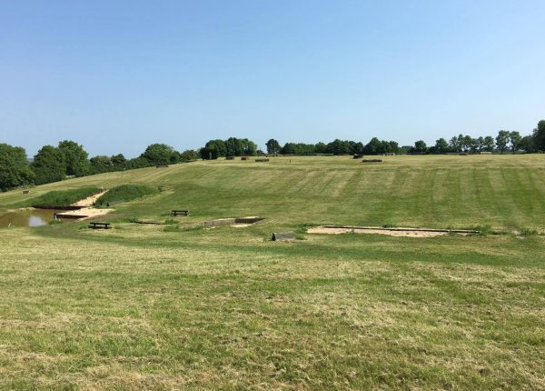 Newton Cross Country Course