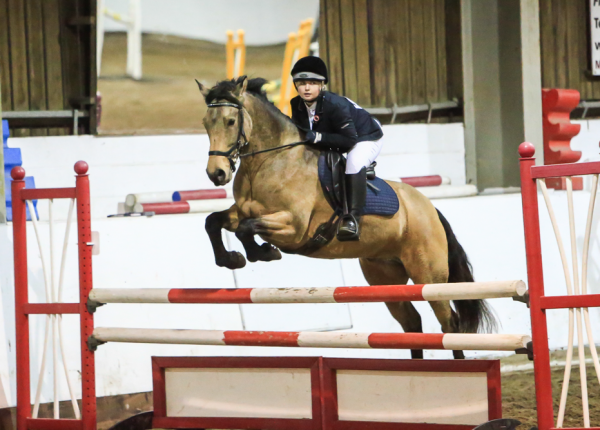 Woodland Hunt Pony Club Open Show Jumping Including the Dengie Winter League Qualifier