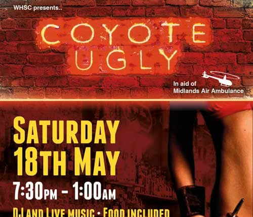 WHSC – Coyote Ugly Party