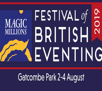 MAGIC MILLIONS FESTIVAL OF BRITISH EVENTING – The Dodson & Horrell Arena Eventing
