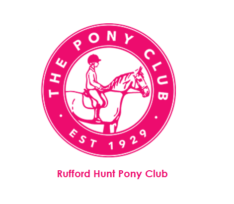 RUFFORD HUNT PONY CLUB Badge and Test Training Rally