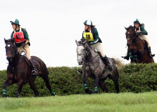 Belvoir Team Chase & Hunter Trial