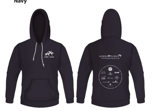 Horse Events Unaffiliated & Schools Equestrian Games Eventing Championship Hoodie 2019