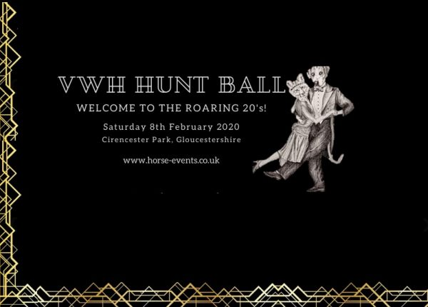 The VWH Hunt Ball