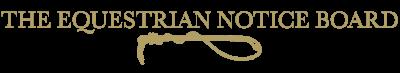 The Equestrian Notice Board  sponsors The Equestrian Notice Board Cottesmore Knossington Fun Ride